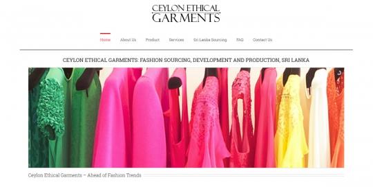 Ceylon Ethical Garments