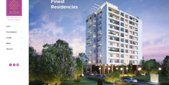 Aster Residencies